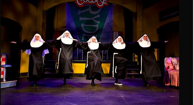 BWW Review: NUNSENSE at Theatre Three