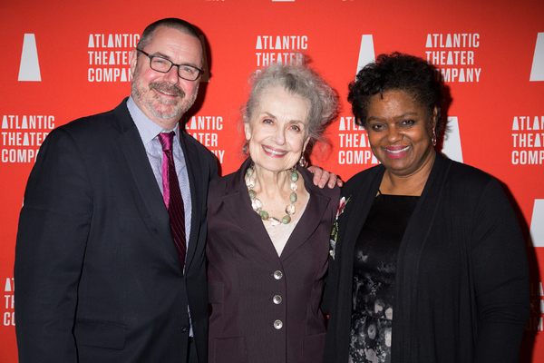 Photo Coverage: On the Red Carpet for Atlantic Theater Company's Composers' Choice Gala