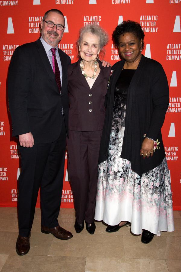 Michael Peil, Mary Beth Peil, Kirsten Childs Photo