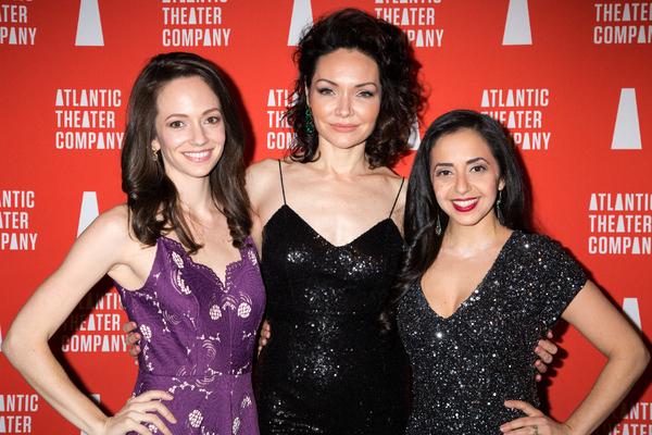 Rachel Prather, Katrina Lenk, Sharone Sayegh