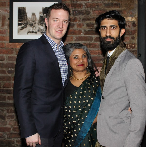 Andrew Hovelson, Rita Wolf and Sathya Sridharan