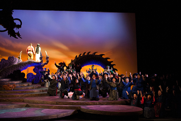 BWW Review: SAN DIEGO OPERA'S TURANDOT at the Civic Center