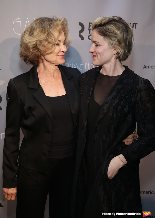 Jessica Lange and daughter Shura