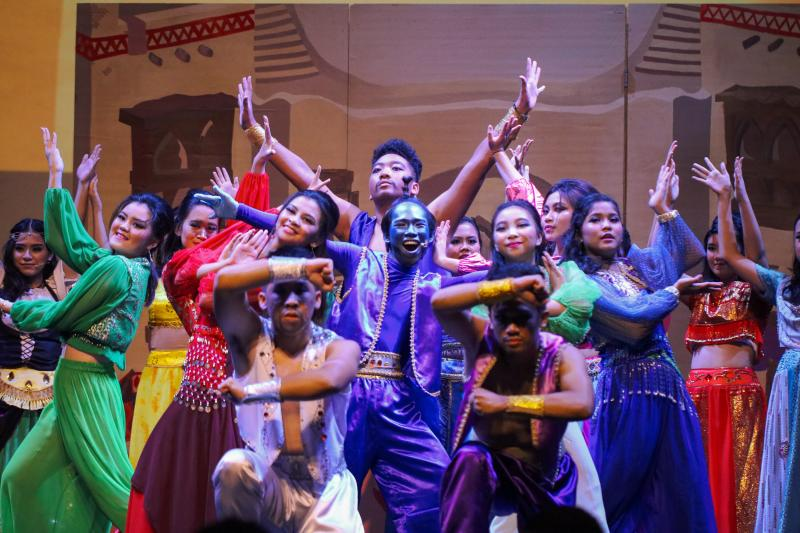 BWW Review: ALADDIN JR. BY VICTORY PLUS SCHOOL STUDENTS at Amartha Hall