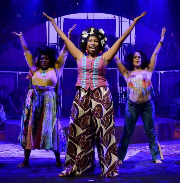 Photo Flash: First Look At Arizona Broadway Theatre's HAIR