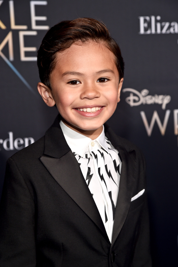 Photo Coverage: Disney's A WRINKLE IN TIME Stars Shine At The World Premiere