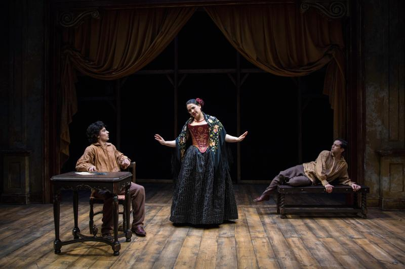 BWW Review:  THE BRIDGE OF SAN LUIS REY at TRT is a Gift to Theatergoers