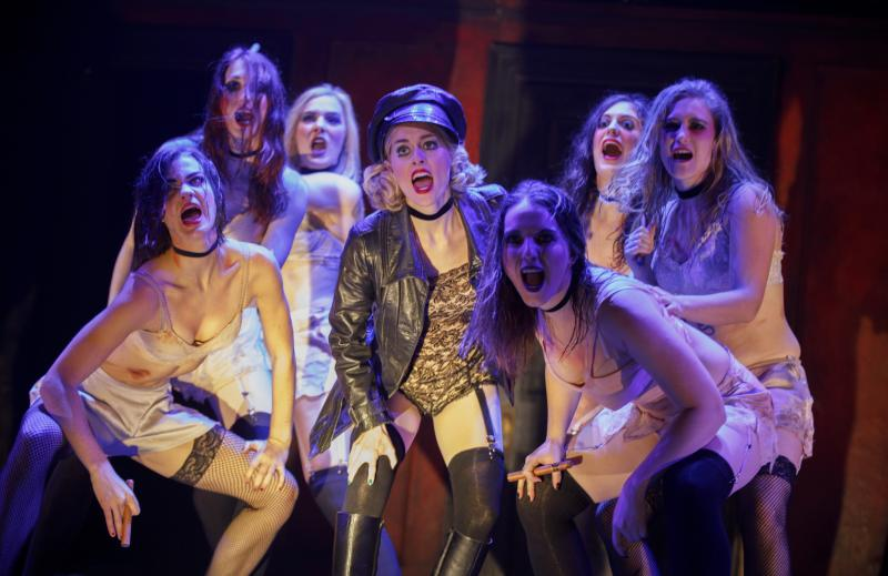Knoxville's Bailey McCall Thomas' Journey as CABARET's Sally Bowles Brings Her to TPAC
