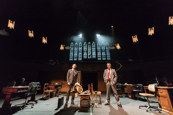 Photo Flash: First Look at the UK Tour of THIS HOUSE