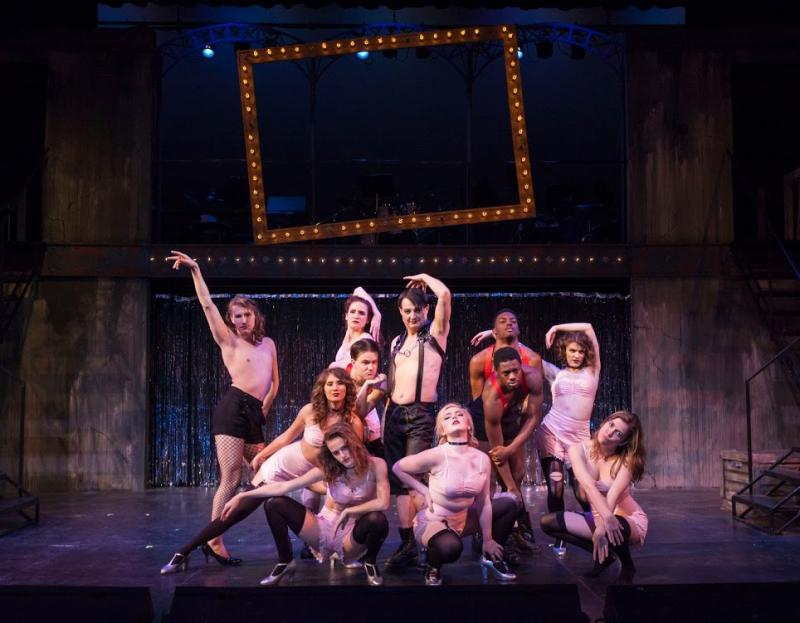 BWW Review: Theatre Tuscaloosa's  CABARET Entertains with Song, Dance and Decadences of the Dark Side of Love.