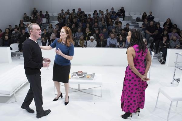Daniel Gerroll, Patricia Kalember, and Karen Pittman