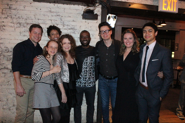 Photo Flash: Gabriel Jason Dean's TERMINUS Gets New York City Premiere
