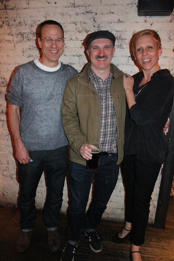 Stephen Belber, Christian Parker, Lucie Tiberghien