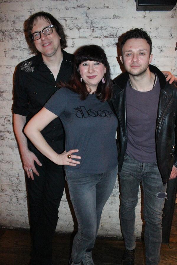 David Gibbs, Lisa Lewis, James Kautz