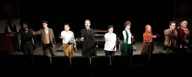 BWW Review: Everyone Deserves the Chance to See Theater 2020's ASSASSINS