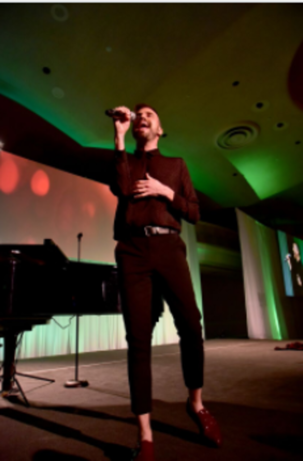 Photo Flash: Andrew Lippa, Mary Lambert and Tyler Glenn Honored at SFGMC's Crescendo Gala