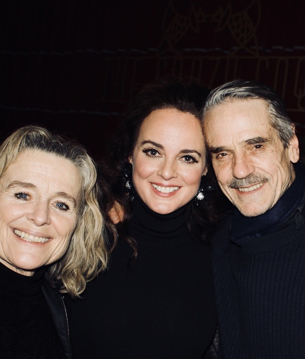 Sinead Cusack, Melissa Errico, Jeremy Irons Photo