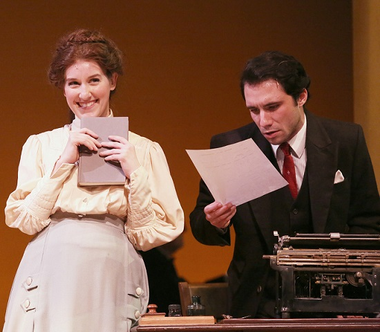 BWW Review: Love Comes as a Surprise in DADDY LONG LEGS