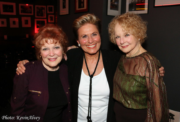 Lorna Dallas, Anita Gillette, Penny Fuller