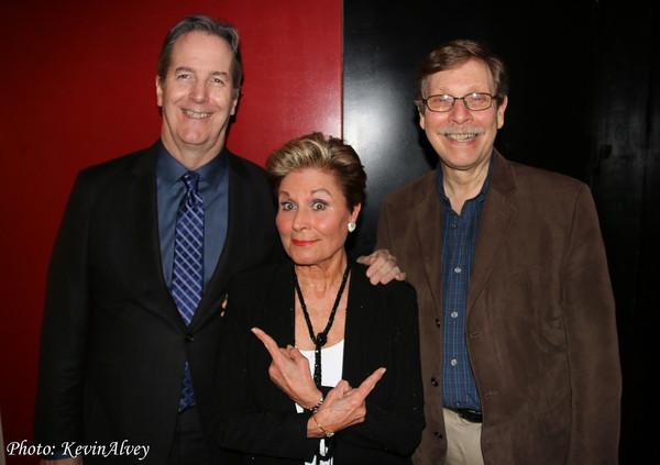 Photo Flash: Broadway at Birdland Presents Lorna Dallas