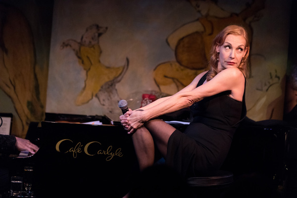 Photos: Ute Lemper Returns to Cafe Carlyle