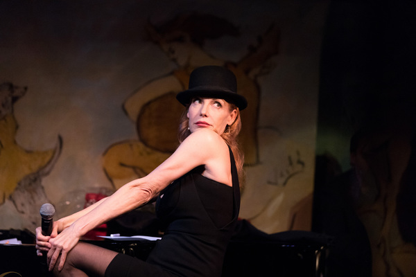 Photo Flash: Ute Lemper Returns to Cafe Carlyle