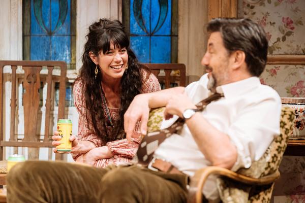 Caroline Catz (Susan) & Tim Dutton (Douglas)