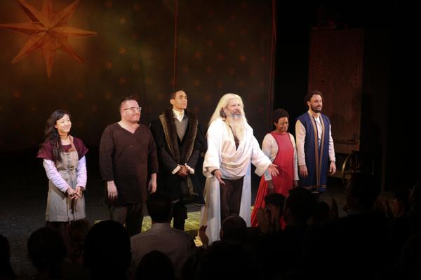 Photo Flash: THE AMATEURS Celebrates Opening Night
