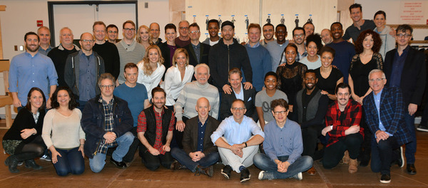 "The Full Company of ""The Sting� at Paper Mill Playhouse"