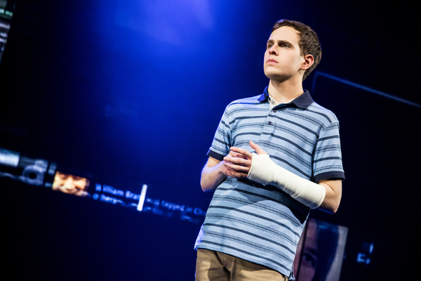 Dear Evan Hansen Production Photo