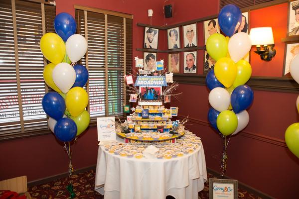 Photo Flash: The Stars Turn Out at Sardi's to Celebrate KIDS' NIGHT ON BROADWAY
