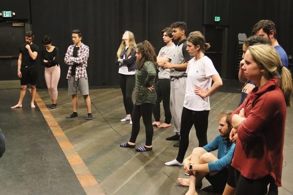 Photo Flash: Top Scottish Playwright Joins Pepperdine Students for Edinburgh Fringe Project