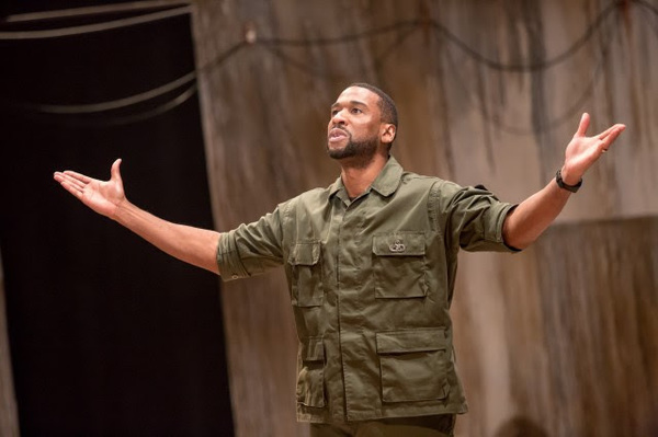 William Oliver Watkins as Othello
