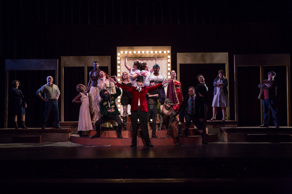 Photo Coverage: First look at Gallery Players' SIDE SHOW
