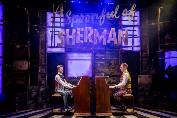 Photo Flash: First Look at the UK Tour of A SPOONFUL OF SHERMAN