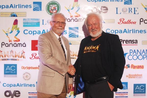 Jorge Arosemena - Director of Ciudad del Saber, T. Rob Brown Photo