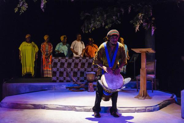 Photos: Avant Bard Revives THE GOSPEL AT COLONUS