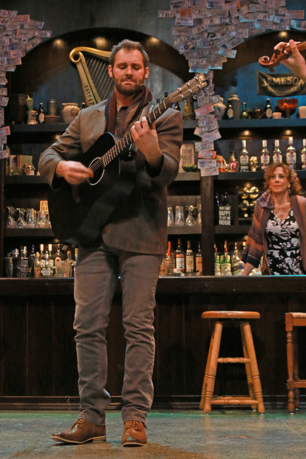 Photo Flash: First Look At Actors' Playhouse At The Miracle Theatre's Production Of ONCE