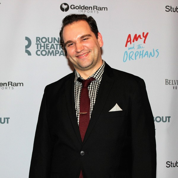 Photo Coverage: Roundabout Celebrates Opening Night of AMY AND THE ORPHANS