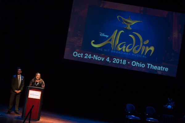 Photo Coverage: Inside CAPA & Broadway in Columbus' 2018-29 PNC BROADWAY IN COLUMBUS ANNOUNCEMENT PARTY