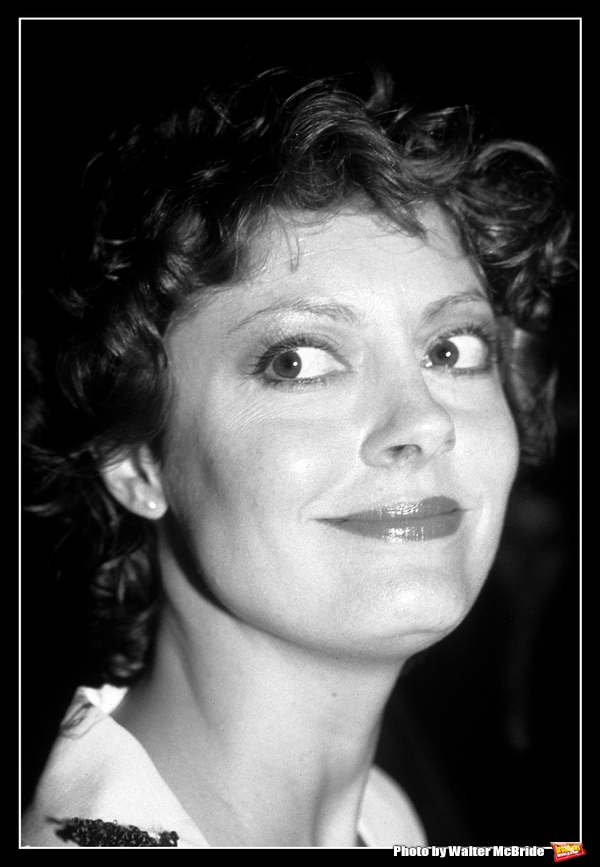 Susan Sarandon starring in 'EXTEREMITIES'  at the Westside Arts Theatre in New York City in 1983.