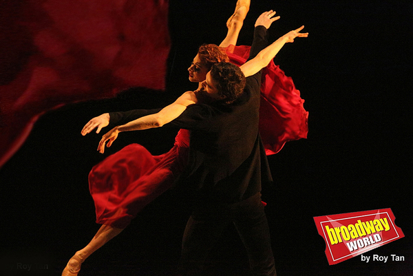 Exclusive Photo Coverage: First Look at the Russian Ballet Icons Gala