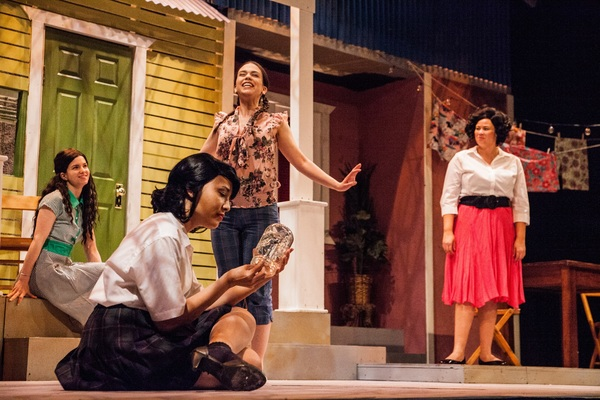 Photo Flash: CPT and TPC Stage Co-Production of EN EL TIEMPO DE LAS MARIPOSAS/IN THE TIME OF THE BUTTERFLIES