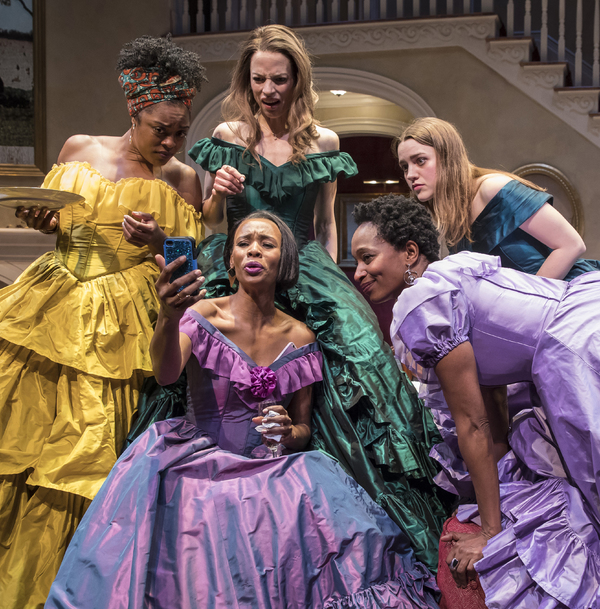 Photo Flash: Get A First Look at Lookingglass Theatre's PLANTATION! Directed By David Schwimmer