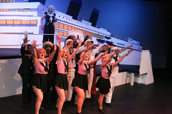 Photo Flash: New Line Theatre Stages Wacky, Subversive, Satirical ANYTHING GOES