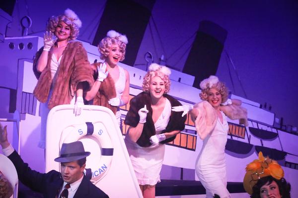 Reno's Angels -- Alyssa Wolf, Sara Rae Womack, Michelle Sauer, Larissa White
