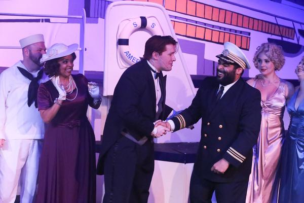 Jason Blackburn (sailor), Kimmie Kidd-Booker (Mrs. Harcourt), Evan Fornachon (Billy), Photo