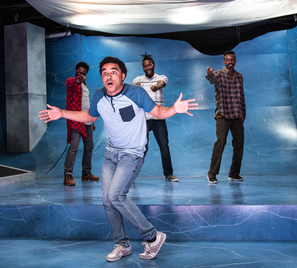 Photo Flash: Know Theatre presents KILL MOVE PARADISE