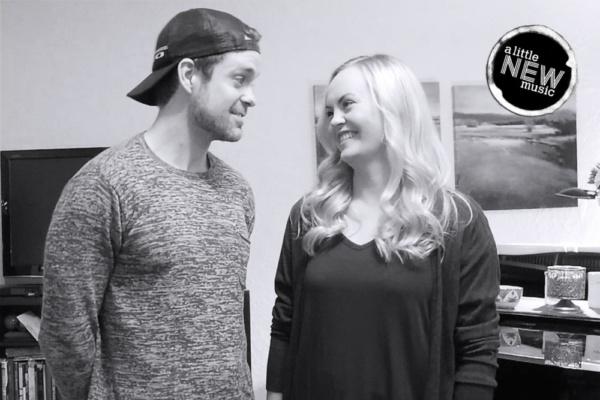 Keir Kirkegaard and Chelsea Rae Bernier