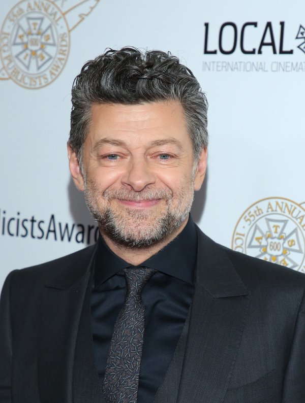 Andy Serkis at the 55th Annual ICG Publicists Awards